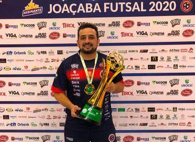 Conheça as atribuições do supervisor técnico do Joaçaba Futsal