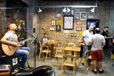 Veja como ficou a nova Mit Barber Club de Joaçaba