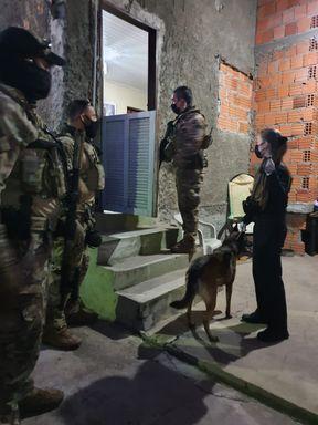 Polícia Civil de Santa Catarina deflagra operação Scurra e cumpre mais de 100 ordens judiciais