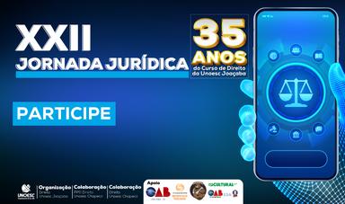Jornada Jurídica conta com profissionais de renome nacional