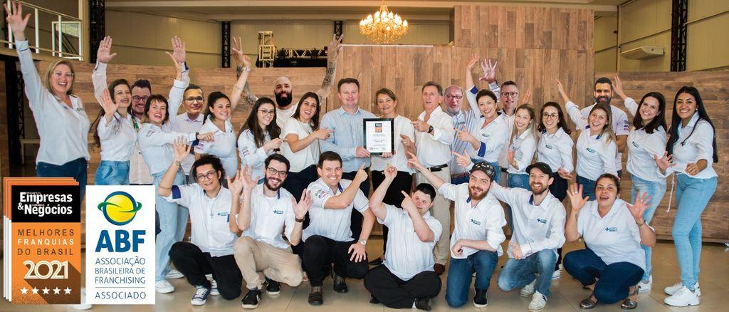Franquia de Farmácias Brasil Poupa Lar conquista novamente posição de destaque em ranking das melhores franquias do Brasil