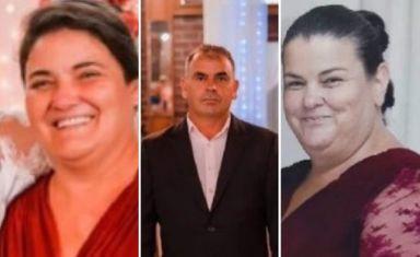 Três irmãos de SC que morrem após recusarem vacina contra a Covid-19
