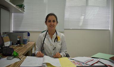 Oncologista Shaline Ferla