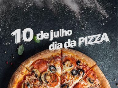 Dia da Pizza: o Portal Éder Luiz tem presente pra você!
