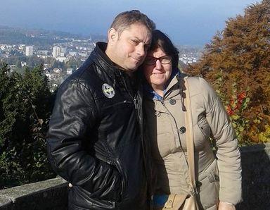 Dione e Francisco namoravam há oito anos – Facebook/Divulgação