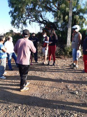 Após protesto, prefeitura vai colocar tubulação em partes do bairro Armindo de Medeiros Haro