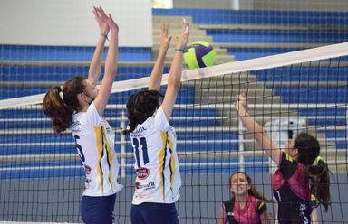 AJOV promove 1ª Copa de Vôlei Feminino neste sábado em Joaçaba