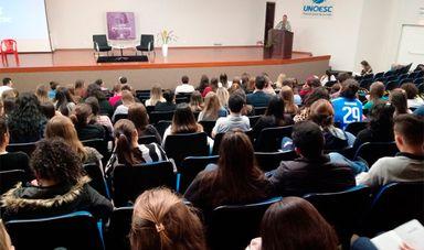 Evento Comemorativo aconteceu no Auditório Afonso Dresch