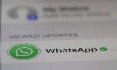 WhatsApp reduz limite de envio de mensagens falsas
