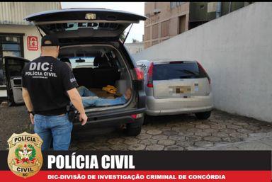 Polícia prende dois suspeitos de integrar quadrilha de assaltantes que trocou tiros com policiais em Catanduvas