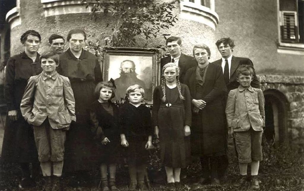 Família Andreas Thaler