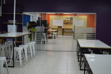 Inaugurada em Joaçaba Escola Inovadora e Integral, fruto de parceria da Prefeitura Municipal com SESI/SENAI