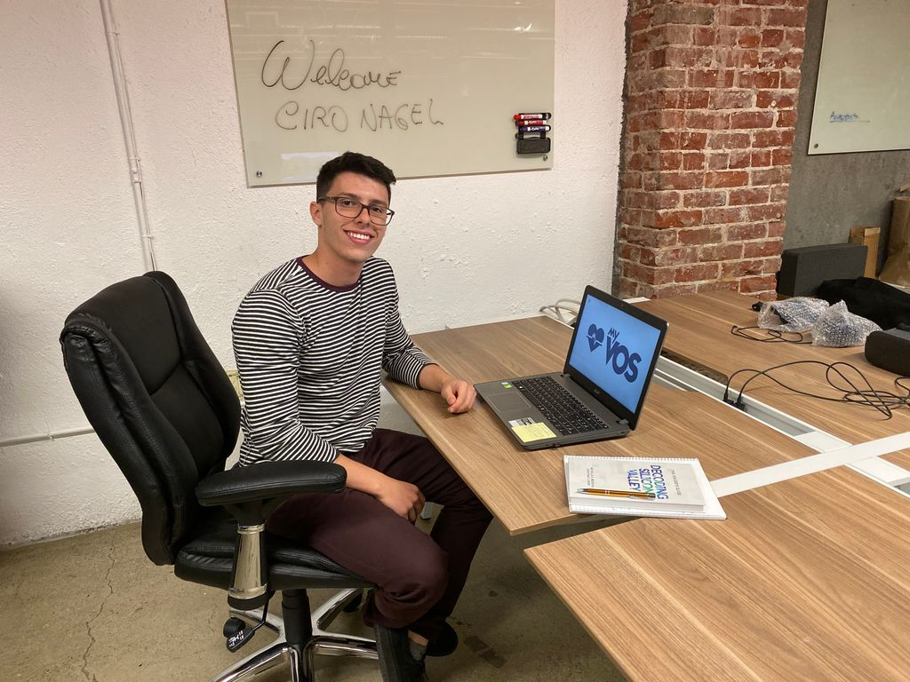CEO de pré-incubada da Unoesc conta sobre a experiência vivida no Vale do Silício