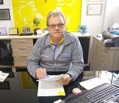 Empresário Ary Reginatto é eleito presidente do Conselho Diretivo da CDL/Joaçaba