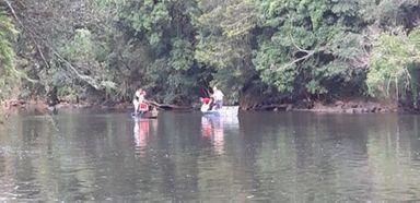 Cinco pessoas da mesma família morrem afogadas no rio Jangada em General Carneiro