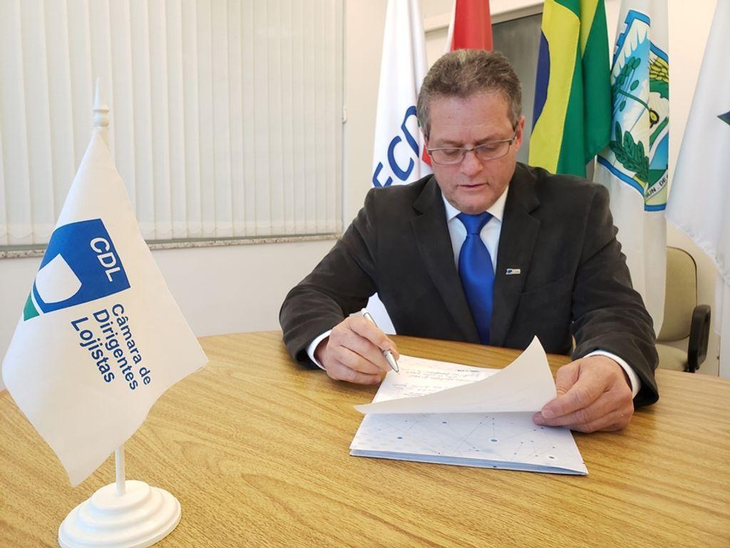CDL/Joaçaba prepara campanha para fortalecer comércio local assim que atividades forem retomadas