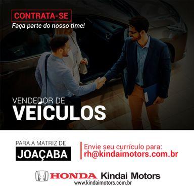 Vendedor de Veículos - HONDA KINDAI JOAÇABA