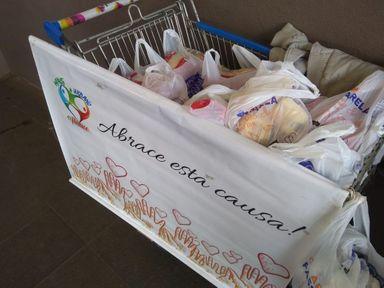 Movimento Abrace realiza Ação Solidária de arrecadação de alimentos neste fim de semana