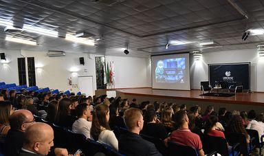 Evento aconteceu no Auditório Afonso Dresch
