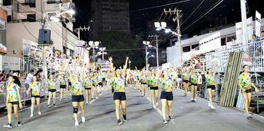 Ensaios técnicos das escolas de samba iniciam nesta terça-feira, 18