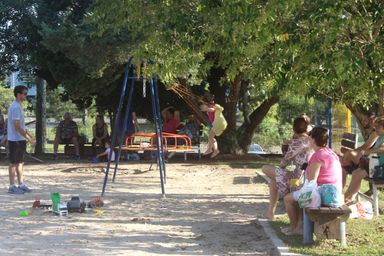 Unoesc Abraça e Unoesc Esporte acontecem no Complexo Esportivo da Unoesc no campus 2.