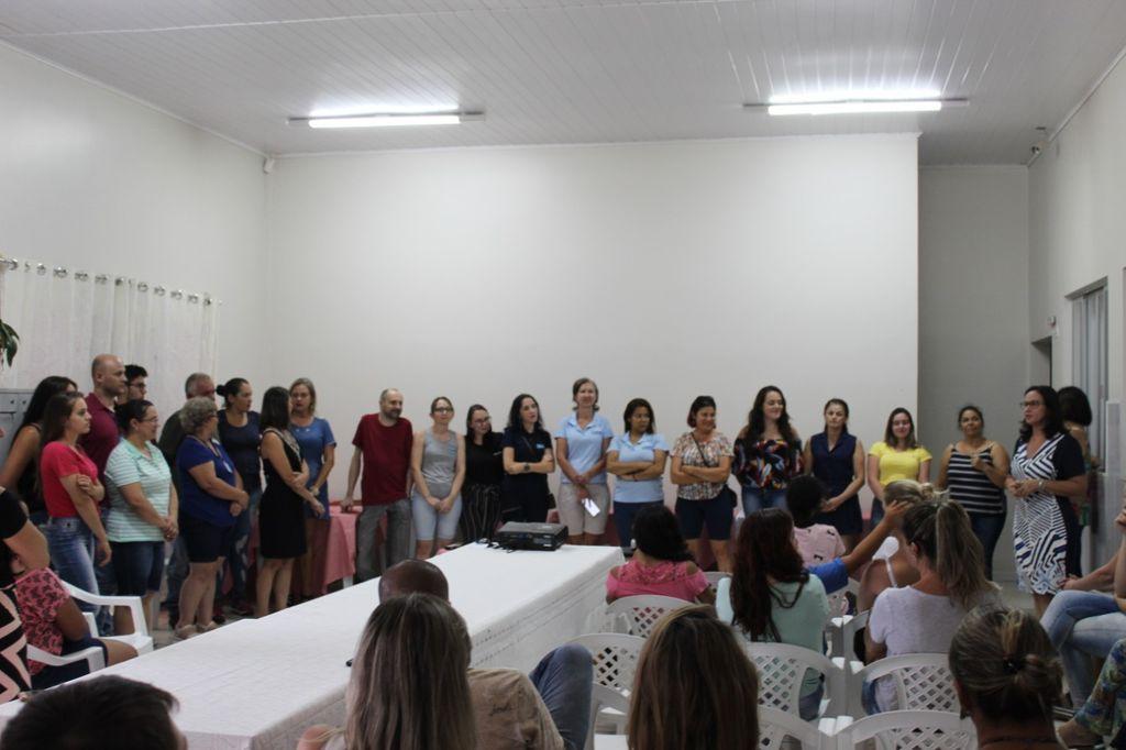 Secretaria de Assistência Social de Joaçaba realiza primeira roda de conversa com os seus trabalhadores