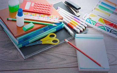 Fique atento na hora da compra do material escolar