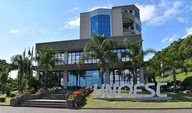 Comunidade avalia a Unoesc como Universidade de referência