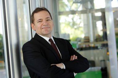 Jocimar Martins, gerente da Administradora de Consórcios do Sicredi