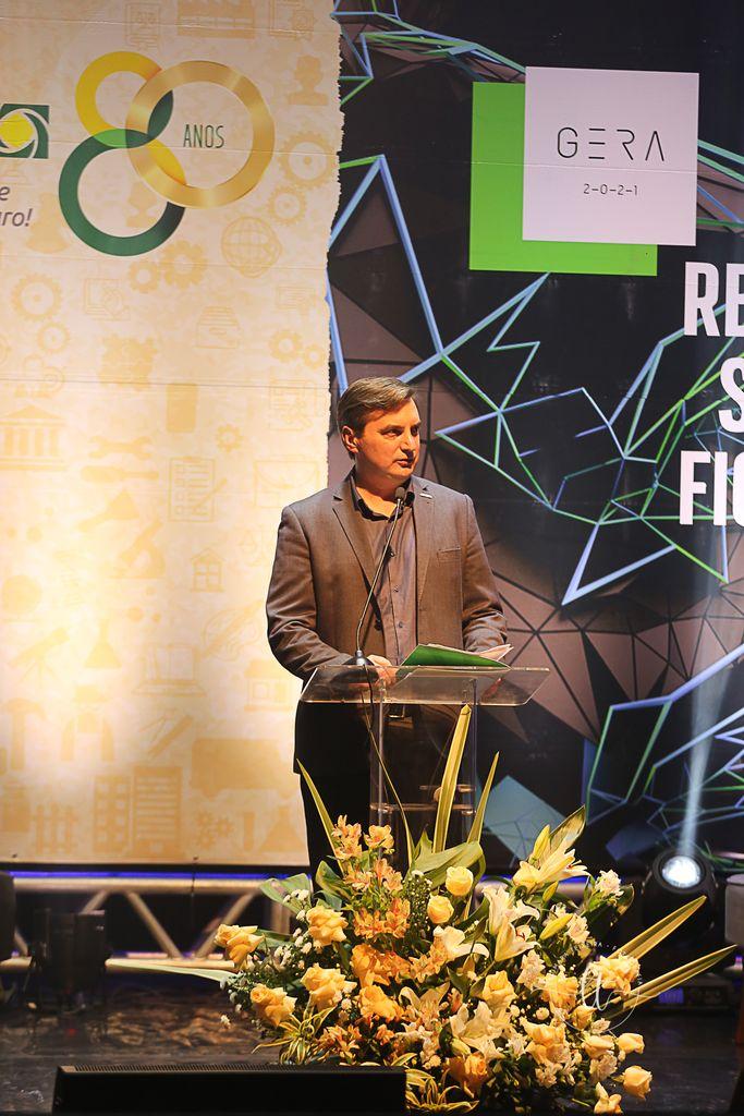 Presidente do Conselho Deliberativo da ACIOC,Mircon Becker