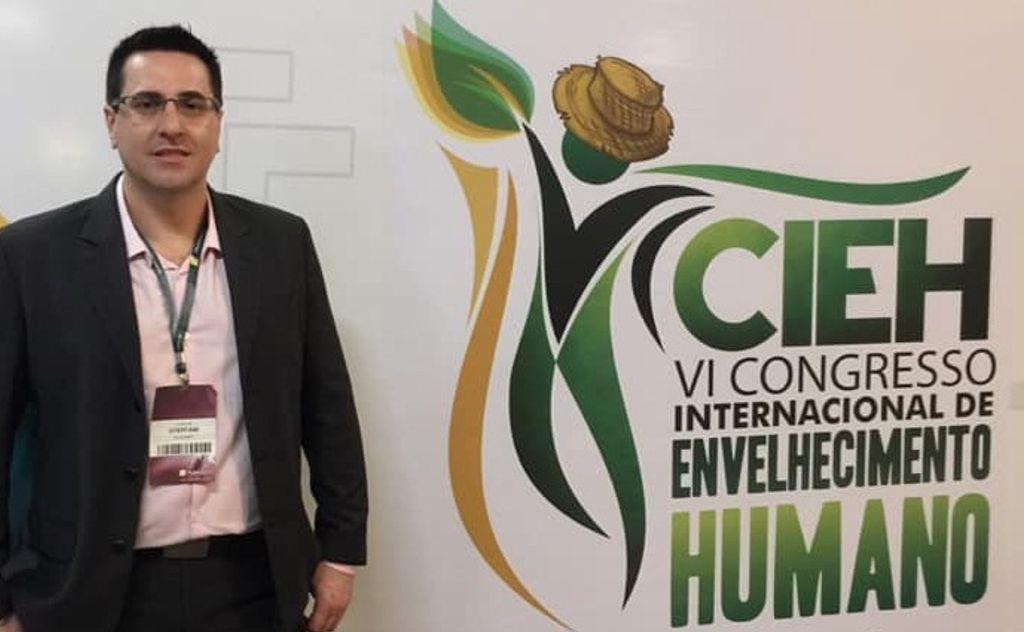 O coordenador do PPGBS da Unoesc Joaçaba, professor doutor Jovani Antônio Steffani
