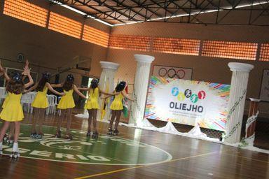 Realizada a abertura da 47ª Oliejho Esportiva