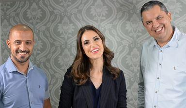 Jean Patrick,  Chris Flores e Eduardo Maróstica estarão em Joaçaba nesta nova edição