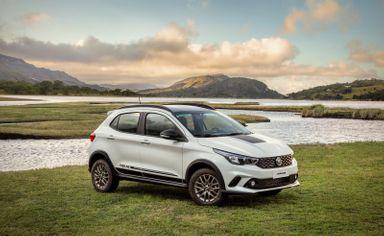 Fiat Argo Trekking chega para completar a família com espírito aventureiro