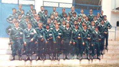 Atiradores de 1987 do Tiro de Guerra de Joaçaba vão realizar o primeiro encontro