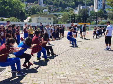 Núcleo de Apoio Fisacl promove gincana no parque em mais uma edição do Projeto Educação Fiscal e Cidadania