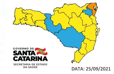 Veja o que está autorizado a funcionar em SC de acordo com o risco potencial de cada região