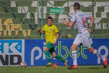 Atleta revelado em Joaçaba e Herval está jogando o Gauchão sub-17