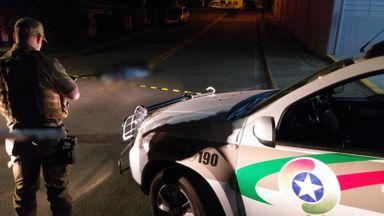 Homem é morto a tiros em Campos Novos
