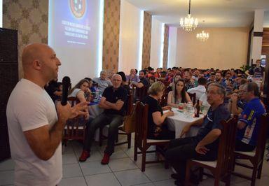Evento ocorreu na tarde deste sábado (16), no Espaço Qualitá, em Joaçaba.