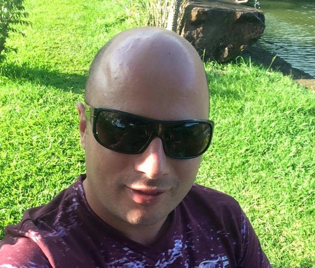 Ricardo Bellan, 36 anos, tinha familiares em Joaçaba e Herval.