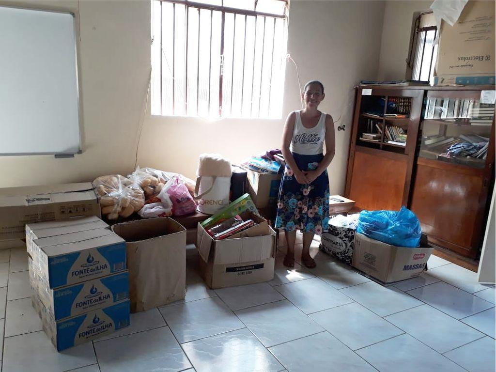 ONG Dindos do Bem apoia Dia das Crianças da Vila Cachoeirinha