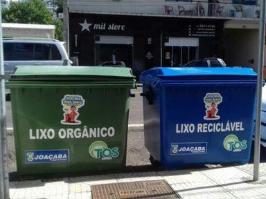 Ou a empresa executa a coleta seletiva ou deixa de cobrar da população pelo serviço, dispara vereador de Joaçaba