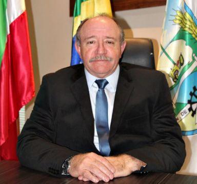 Prefeito Dioclésio Ragnini (Foto: Ascom)