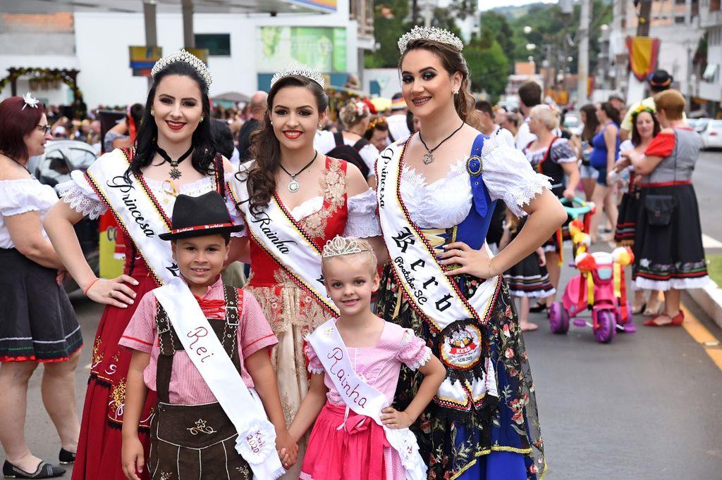 Turismo avalia Kerb 2020 como uma das melhores edições do evento em Piratuba
