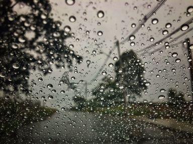 Previsão do tempo indica pancadas de chuva e chuvisco isolado no Estado