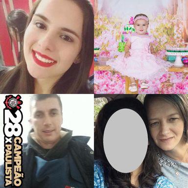 Vítimas de tragédia na SC 135 são moradoras de Calmon