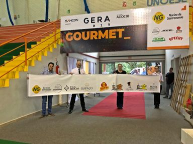 GERA Gourmet será uma das atrações da Feira GERA