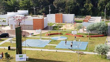 Quadras do Parque Municipal não poderão ser usadas por tempo indeterminado