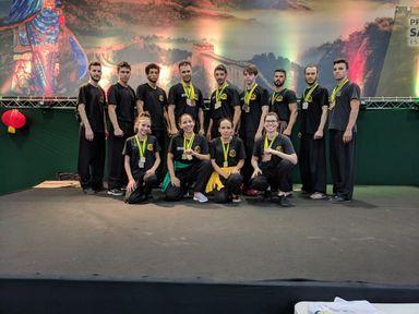 Joaçaba conquista 29 medalhas no 25º Campeonato Brasileiro e Inter Estados de kung-fu